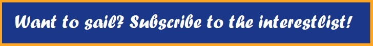 Want to sail? Subscribe to the interestlist!
